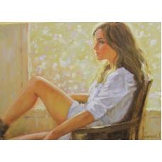 Картина «Ожидание»