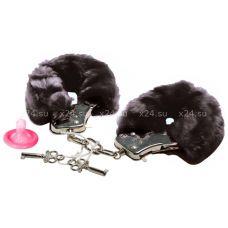 Купить Наручники меховые Love cuffs