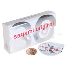Ультратонкие полиуретановые презервативы Original 0,02 мм (12 шт.)
