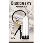 Вакуумная помпа с манометом Discovery Astronaut