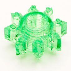 Кольцо гелевое зеленое