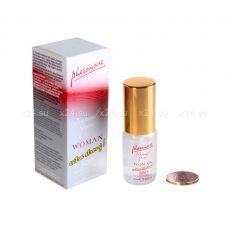 Духи Natural Spray для женщин с феромонами (натуральный) 10 мл